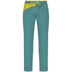 La Sportiva Bolt Pantalones Hombre, pine/kiwi